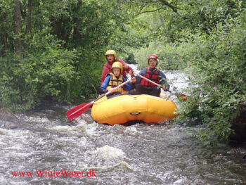 rafting Blekinge whitewatercenter